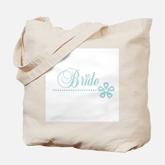 Bride Elegance Tote Bag
