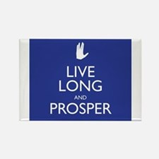 live_long_prosper Magnets
