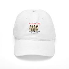 Fighting Terrorism Since 1492 - Apache Baseball Baseball Cap