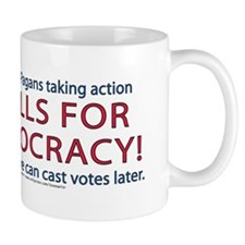 Spells for Democracy! Mug