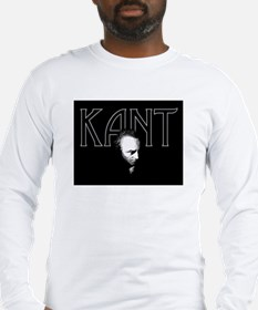 Kant Long Sleeve T-Shirt