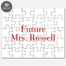 Future Mrs Russell-bod red Puzzle