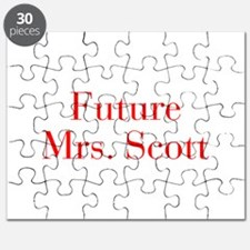 Future Mrs Scott-bod red Puzzle