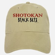 Shotokan Black Belt 1 Baseball Baseball Cap