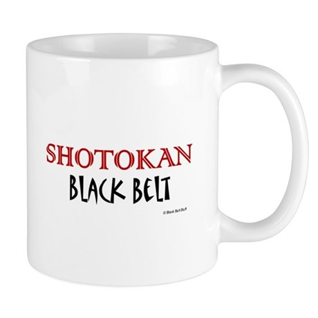Shotokan Black Belt 1 Mug
