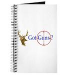 Got Guns Journal