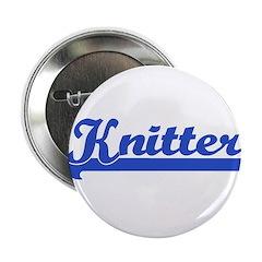 Knitter - Knitting Button