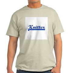 Knitter - Knitting Light T-Shirt