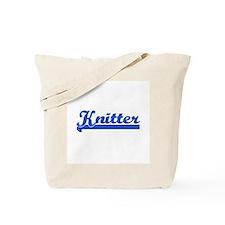 Knitter - Knitting Tote Bag