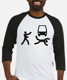 Under the Bus Baseball Jersey