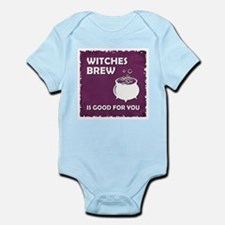 WITCHES BREW Infant Bodysuit