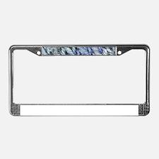 Knitwear 001Q License Plate Frame