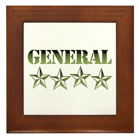 General Framed Tile