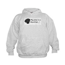Unique Black children Hoodie