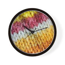 Knitwear 014 Wall Clock