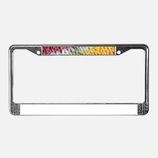Knitwear 014 License Plate Frame