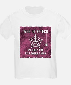 WEB OF SPIDER T-Shirt