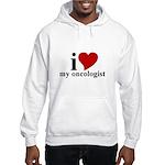 iHeart My Oncologist Hooded Sweatshirt
