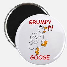 "Grumpy Goose 2.25"" Magnet (10 pack)"