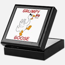 Grumpy Goose Keepsake Box