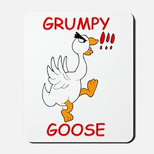 Grumpy Goose Mousepad