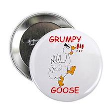 Grumpy Goose Button