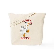 Grumpy Goose Tote Bag