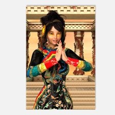 Princess of China Postcards (Package of 8)