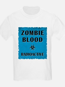 ZOMBIE BLOOD T-Shirt