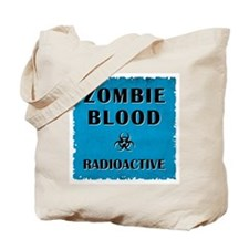 ZOMBIE BLOOD Tote Bag