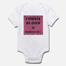 ZOMBIE BLOOD Infant Bodysuit