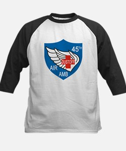 45th Medical Dustoff Patch Baseball Jersey