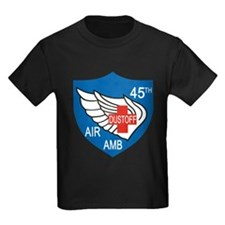 45th Medical Dustoff Patch T-Shirt