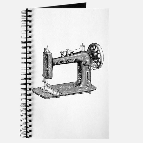 Vintage Sewing Machine Journal