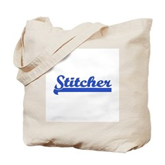 Stitcher - Sewing, knitting, Tote Bag