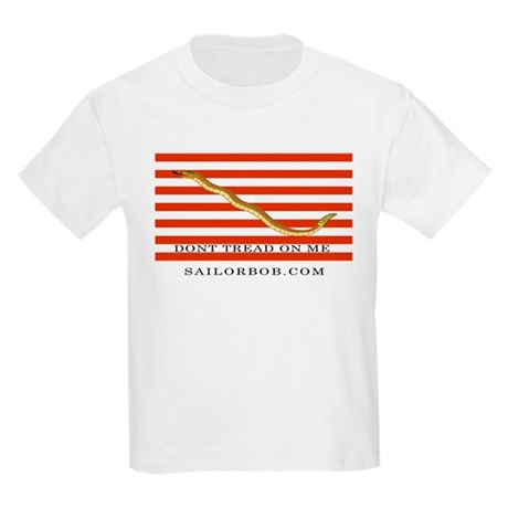 First Navy Jack Kids Light T-Shirt