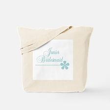 Jr. Bridesmaid Elegance Tote Bag