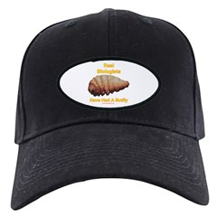 Real Biologists Have Had A Botfly Baseball Hat