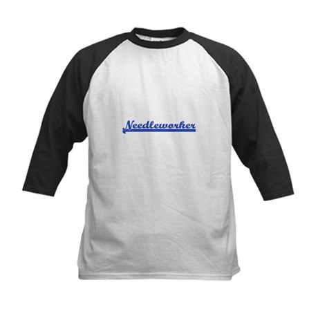 Needleworker Kids Baseball Jersey