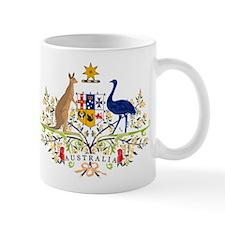 Australia Coat of Arms Small Mug