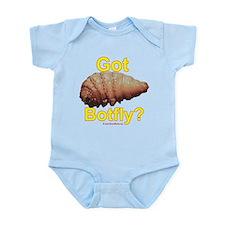 Got Botfly (bot fly, Dermatobia hominis) Infant Bo