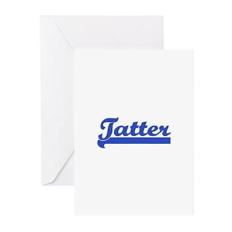 Tatter Greeting Cards (Pk of 10)