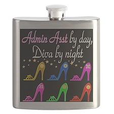 ADMIN ASST Flask