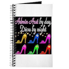 ADMIN ASST Journal