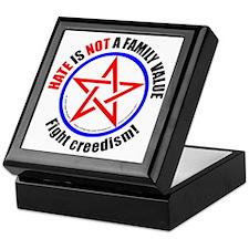 Hate Not Keepsake Box