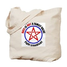 Hate Not Tote Bag
