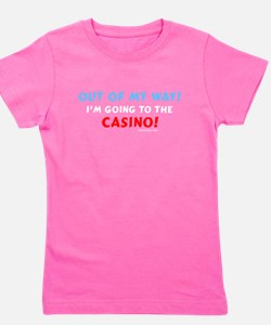 Casino Lovers Girl's Tee