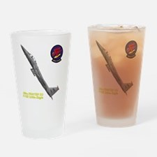 3-F15logo10x10_apparel.png Drinking Glass