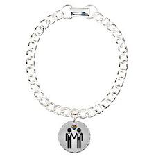 Mr & Mr Rainbow Grooms Bracelet