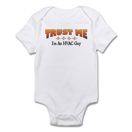 Trust HVAC Guy Infant Bodysuit